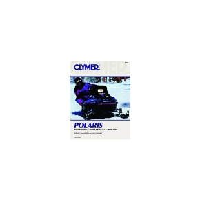 Clymer Polaris Snowmobile 90-95  Manual